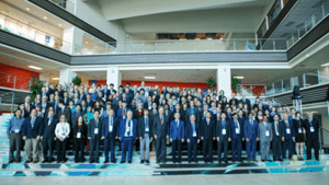 participants at the 8th Asia Oceania Meteorological Satellite Users Conference